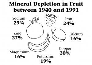 Image #3 mineral depletion in fruits